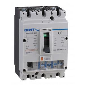 Силовые автоматические выключатели серии NM8S с электронным расцепителем.