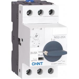 Пускатель для управления и защиты электродвигателей серии NS2X (15)