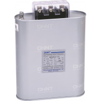Трехфазный конденсатор BZMJ 0.4-5-3 АС400В, 5кВАр (CHINT), арт.516351