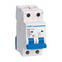 Автоматический выключатель пос.тока NB1-63DC 2P C32A DC500В 6kA (CHINT), арт.182723