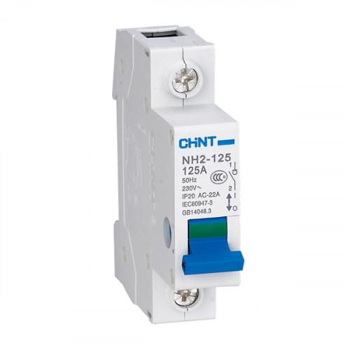 Выключатель нагрузки NH2-125 1P 125A (CHINT), арт.401048