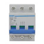 Выключатель нагрузки NH2-125 3P 100A (CHINT), арт.401062