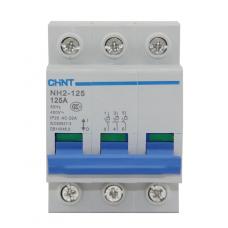 Выключатель нагрузки NH2-125 3P 32A (CHINT), арт.401054