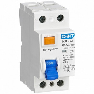 Устройства защитного отключения (УЗО) NXL-63