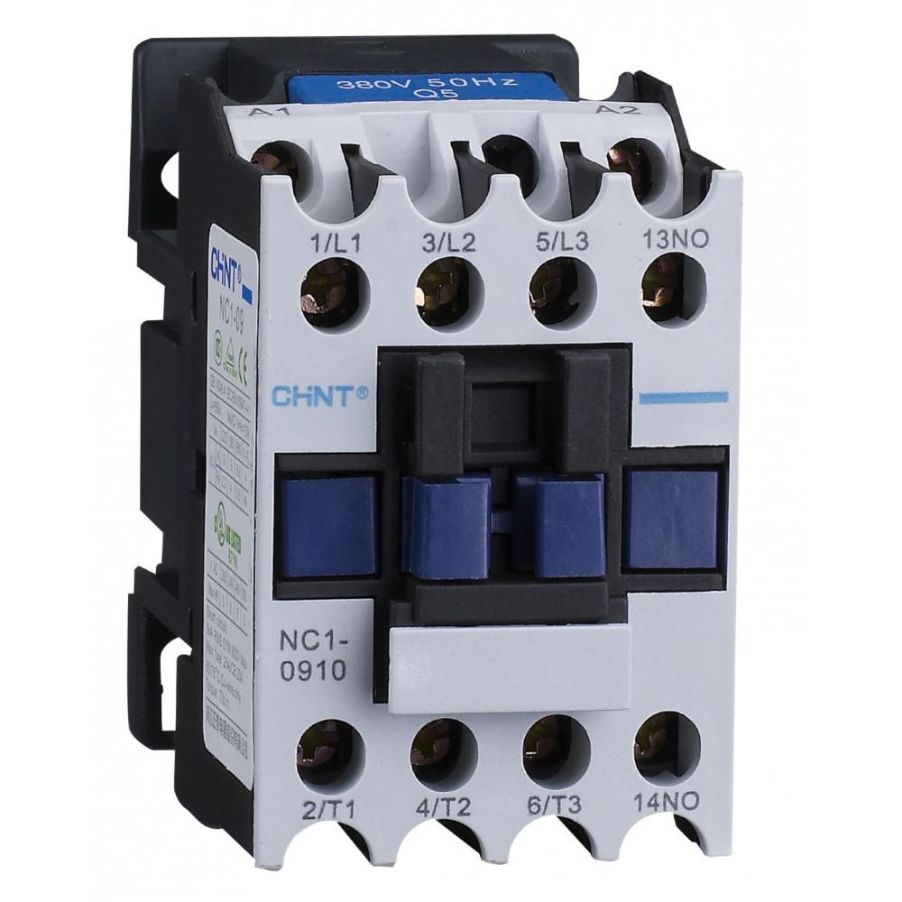 Контактор NC1-2501 25А 400В/АС3 1НЗ 50Гц (CHINT), арт.220622