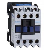 Контактор NC1-1210 12А 24В/АС3 1НО 50Гц (R) (CHINT), арт.221364