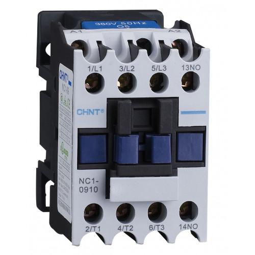 Контактор NC1-3201 32А 400В/АС3 1НЗ 50Гц (CHINT), арт.220657