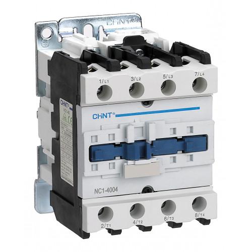 Контактор NC1-4011 40А 400В/АС3 1НО+1НЗ 50Гц (CHINT), арт.224991