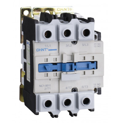 Контактор NC1-9511 95А 230В/АС3 1НО+1НЗ 50Гц (CHINT), арт.225294
