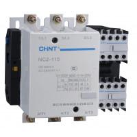 Контактор NC2-115 115A 230В/АС3 50Гц (CHINT), арт.236399