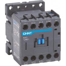 Контактор NXC-06M10 6A 220В/АС3 1НО 50Гц (CHINT), арт.836572
