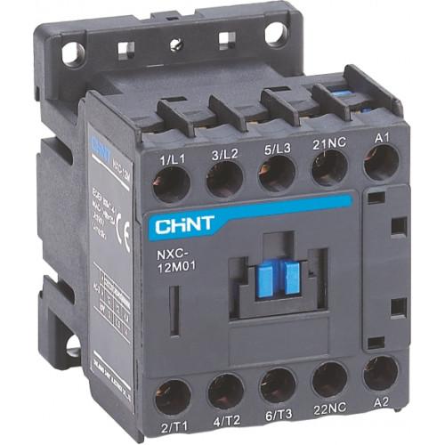 Контактор NXC-06M01 6A 220В/АС3 1НЗ 50Гц (CHINT), арт.836584