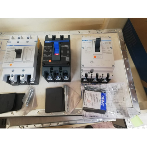 Автоматический выключатель NM1-125H/3Р 32А 50кА (CHINT), арт.126536