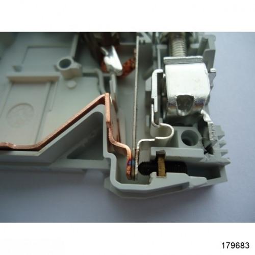 Автоматический выключатель NB1-63 3Р 1А 6кА х-ка B (CHINT), арт.179683