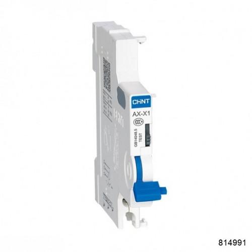 Вспомогательный контакт AX-X1 для NXB-63 (CHINT), арт.814991