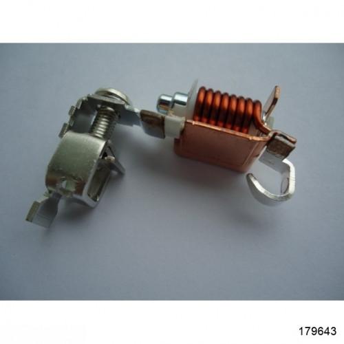 Автоматический выключатель NB1-63 2Р 13А 6кА х-ка B (CHINT), арт.179643