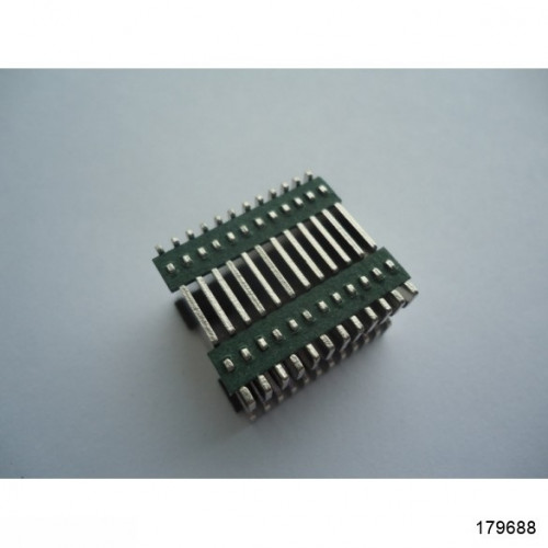 Автоматический выключатель NB1-63 3P 20A 6кА х-ка B (CHINT), арт.179688