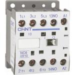 Контактор NC6-0610 6А 230В 50Гц 1НО  (CHINT), арт.247255