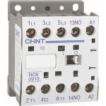 Контактор NC6-0910 9А 24В 50Гц 1НО (CHINT), арт.247606