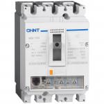 Автоматический выключатель NM8N-1600Q EM 3P 1250А 70кА с электрон. расцепителем, LCD (CHINT), арт.263140