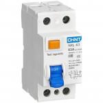 УЗО NXL-63 6kA 1P+N 25A 10mA AC (CHINT), арт.280714