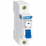 Автоматический выключатель NXB-63S 1P C1А 4.5kA х-ка C (CHINT), арт.296704