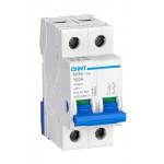Выключатель нагрузки NH4 2P 80A (R) (CHINT), арт.398110
