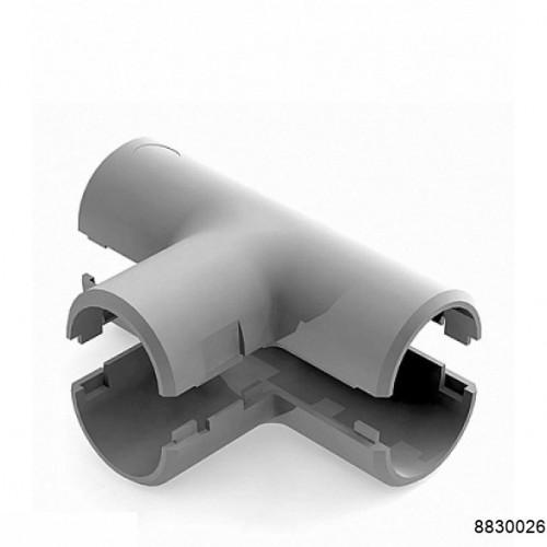 Тройник разъемный D 20 мм (CHINT), арт.8830026