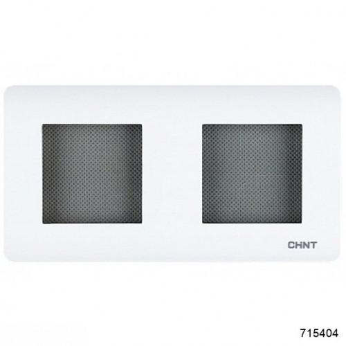 2-местная рамка (CHINT), арт.715404