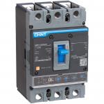 Автоматический выключатель NXMS-400H/3Р 400A 70кА с электронным расцепителем (CHINT), арт.845726
