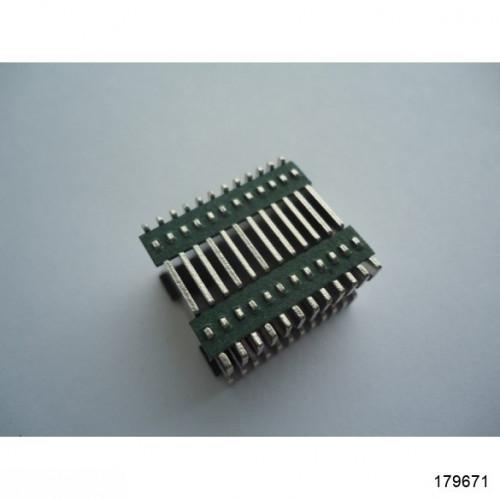 Автоматический выключатель NB1-63 2Р 13А 6кА х-ка D (CHINT), арт.179671
