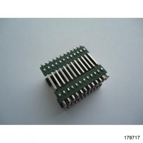 Автоматический выключатель NB1-63 3P 25A 6кА х-ка D (CHINT), арт.179717