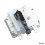 Выключатель-разъединитель NH40-630/3W, 3Р, 630А, выносная рукоятка управления (CHINT), арт.393280