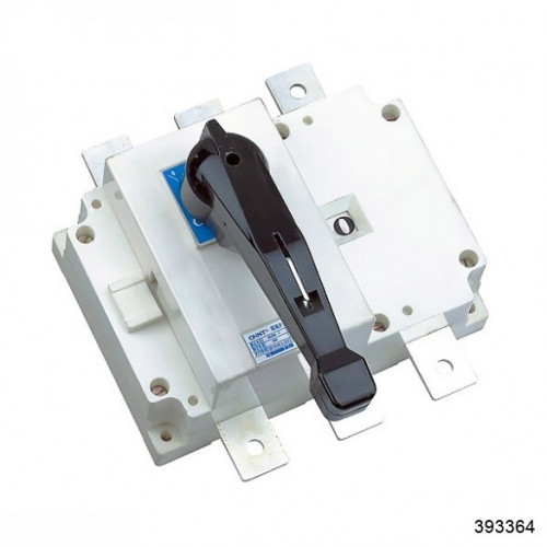 Выключатель-разъединитель NH40-630/4, 4Р, 630А, стандартная рукоятка управления (CHINT), арт.393364