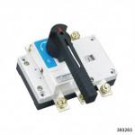 Выключатель-разъединитель NH40-200/3 ,3P ,200А, стандартная рукоятка управления (CHINT), арт.393263