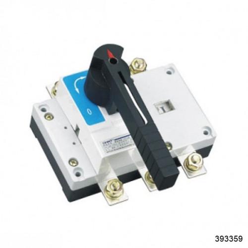 Выключатель-разъединитель NH40-160/4, 4Р, 160А, стандартная рукоятка управления (CHINT), арт.393359