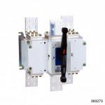 Выключатель-разъединитель NH40-3150/3, 3Р, 3150А, стандартная рукоятка управления (CHINT), арт.393273
