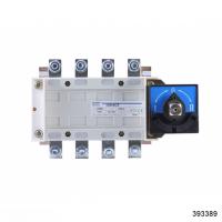 Перекидной рубильник NH40-1000/3CSW ,3P ,1000А, 3 положения I-0-II , выносная рукоятка управления (CHINT), арт.393395