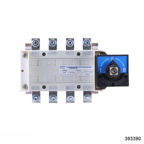 Перекидной рубильник NH40-2000/3CSW ,3P ,2000А, 3 положения I-0-II , выносная рукоятка управления (CHINT), арт.393398