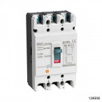 Автоматический выключатель NM1-125S/3Р 50A 25кА (CHINT), арт.126508