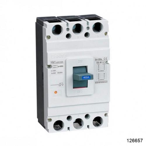 Автоматический выключатель NM1-400H/3Р 225А 50кА (CHINT), арт.126657