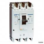 Автоматический выключатель NM8-630H 3Р 400А 100кА (CHINT), арт.149494