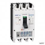 Автоматический выключатель NM8S-400H 3Р 350А 100кА с электронным расцепителем (CHINT), арт.149757