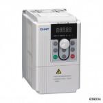 Преобразователь частоты NVF2G-220/PS4, 220кВт, 380В 3Ф, тип для вентиляторов и водяных насосов (CHINT), арт.639034