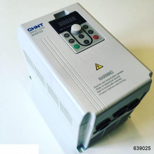 Преобразователь частоты NVF2G-18.5/TS4, 18.5кВт, 380В 3Ф , общий тип (CHINT), арт.639025