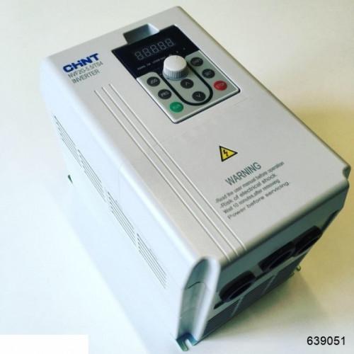 Преобразователь частоты NVF2G-5.5/TS4, 5.5кВт, 380В 3Ф , общий тип (CHINT), арт.639051