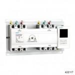 Устройство Автоматического ввода резерва (АВР) NZ7-63S/3P 63A (CHINT), арт.422117