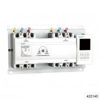 Устройство Автоматического ввода резерва (АВР) NZ7-125S/3P 80A (CHINT), арт.422140