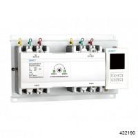 Устройство Автоматического ввода резерва (АВР) NZ7-630S/3P 630A (CHINT), арт.422190