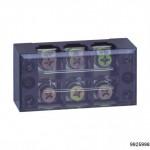 Блок зажимов ТВ-1504 15A, арт.9925998